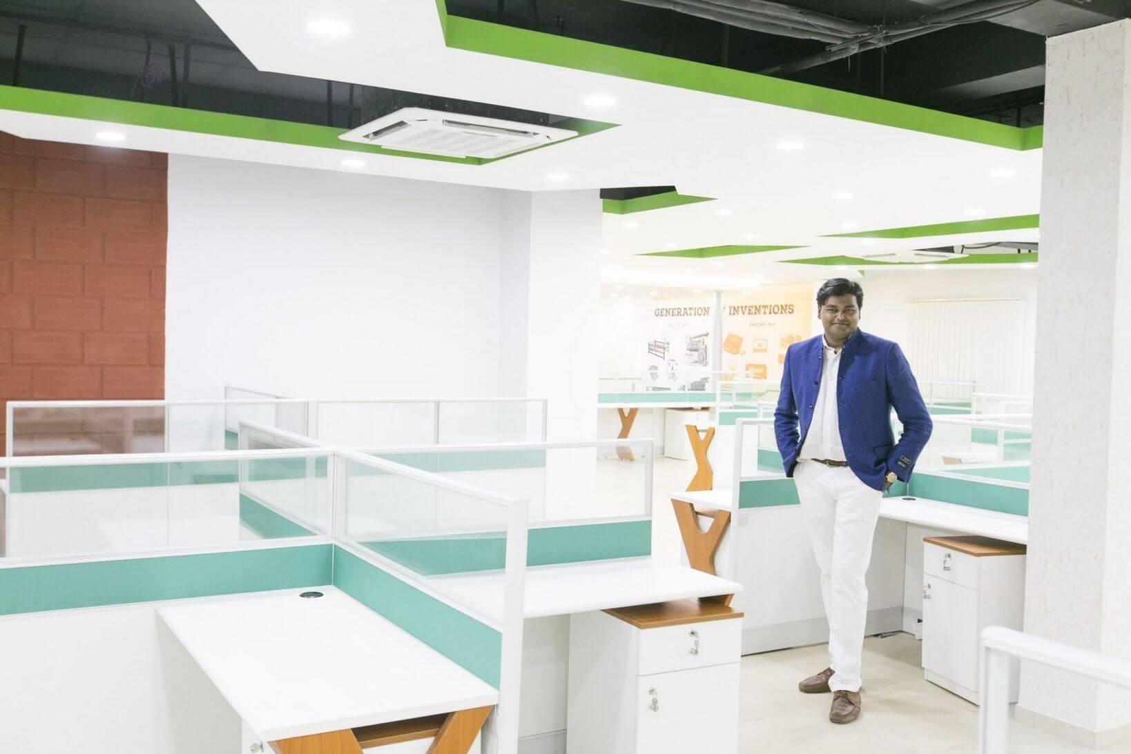office interior contractors in Bangalore