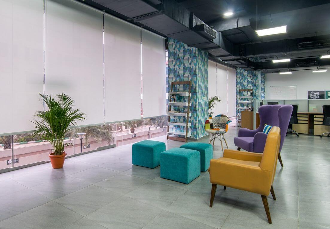 famous commercial interior designers in bangalore