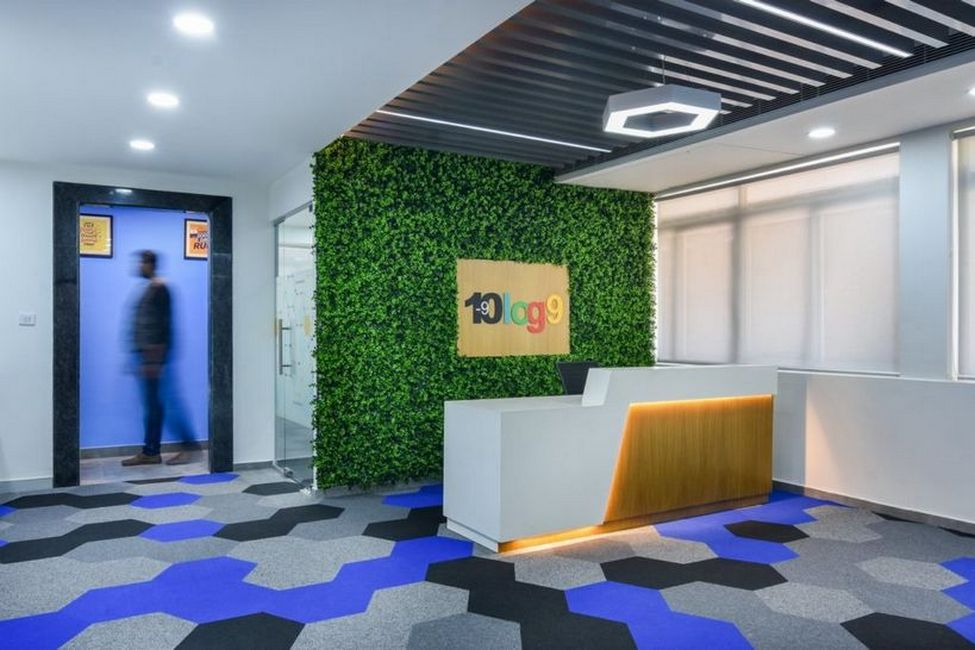 corporate interior designers Bangalore