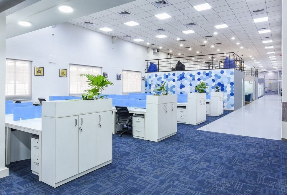 best corporate interior designers in Bangalore