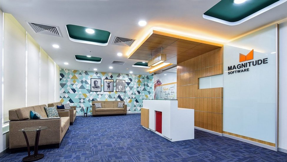 corporate interior designers in Bangalore