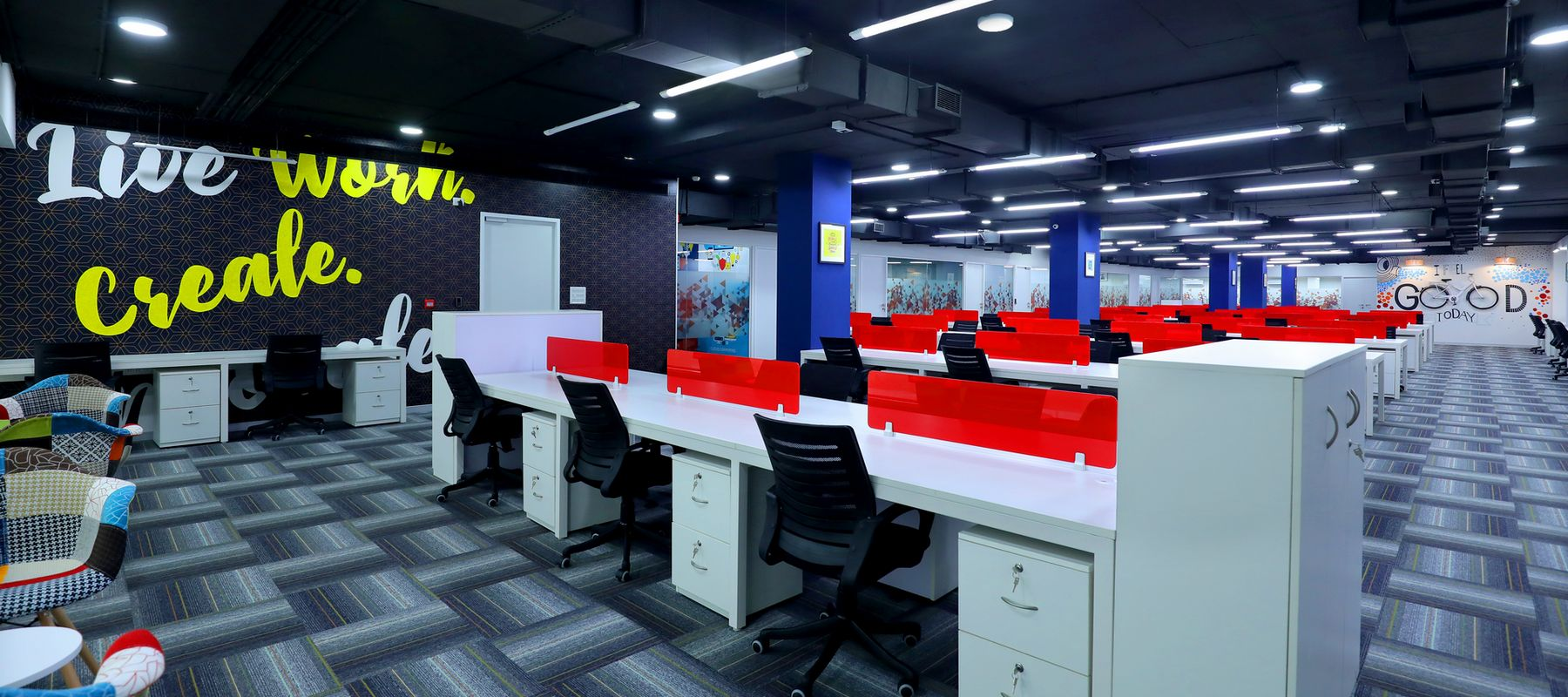 office space design companies