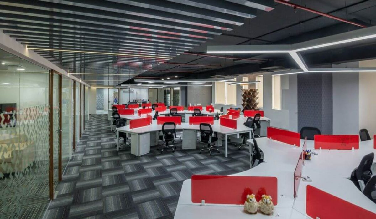 office interior designers in Bangalore